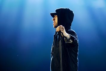 "Eminem Shares Snippet For Villainous New Single ""Venom"""