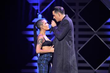 G-Eazy & Halsey Post Lovey Swimsuit Pics Amidst Machine Gun Kelly Feud