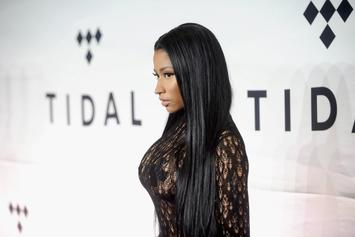 "Nicki Minaj On Ellen: Punching Travis Scott, ""Toxic"" Fling With Meek Mill, & More"
