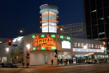 "Amoeba Music Shop Fires Shots At ""Lil"" Rappers By Placing Them All Together"