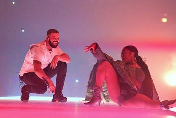 """Drake Gives The Crowd Exactly What They Want On """"Aubrey & The Three Amigos"""" Tour"""