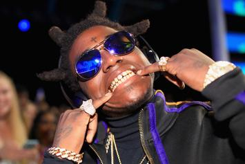 "Kodak Black Offers Scorching Opinion On Ghostwriters: ""Can't Even Believe Y'all"""