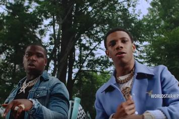 """Casanova Drops Off New Video For """"Down Bitch"""" With A Boogie Wit Da Hoodie"""