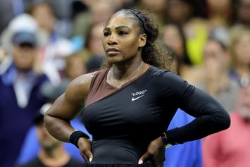 "Serena Williams Screams At Referee During Losing Match: ""I would Never Cheat"""