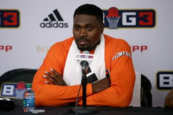 Ex-NBA Player Jason Maxiell Admits He Slept With 341 Women & Cheated On His Wife