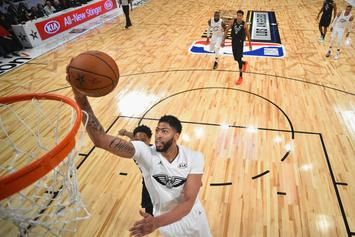 Anthony Davis Rumored To Be Leaving Current Agent For Klutch Sports