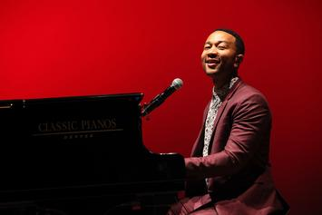 """John Legend Lives Up To His Name With """"EGOT"""" Status"""