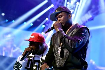 50 Cent Clowns Young Buck After Denying Accusations That He Is Gay