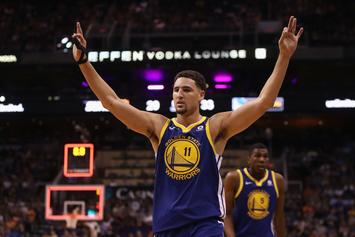 Klay Thompson's Next Anta Signature Sneaker Surfaces: Anta KT4