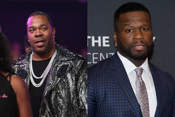 """Busta Rhymes Fires Back At """"Deflated"""" 50 Cent: """"You Need To Go Get EVERY Strap """""""