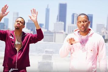"""Joe Moses & RJ Drop Off New Video For """"One Time"""""""