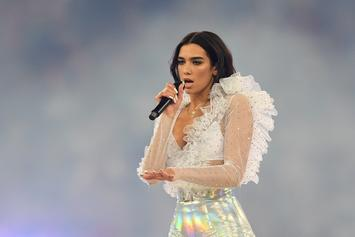 """Dua Lipa """"Horrified"""" After Fans Removed From Shanghai Show For Waving LGBTQ Flags"""