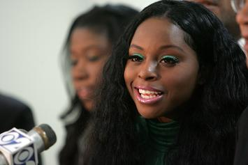 Foxy Brown's Publicist Reportedly Resigns After NYFW Debacle