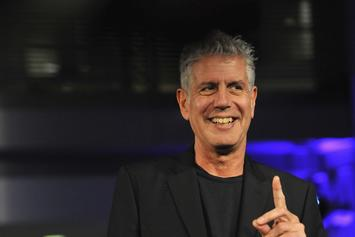 """Anthony Bourdain's Final Book, """"Hungry Ghosts,"""" Will Release Next Month"""