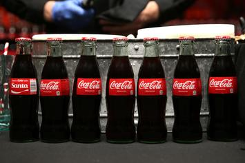 Coca-Cola Reportedly Interested In The Cannabis Drink Industry