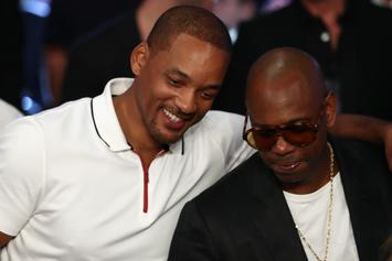 Dave Chappelle Hosts Event Where Will Smith Performed Stand-Up For First Time
