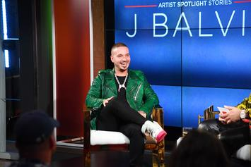 Full List Of Latin Grammy Nominations: J Balvin Rules Supreme