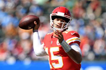 Chiefs' Patrick Mahomes Breaks Peyton's Record Of 13 TDs In First 3 Games