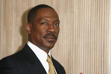 "Eddie Murphy Set To Star In ""Grumpy Old Men"" Inspired Film: Report"