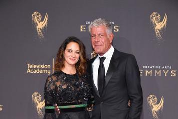 Asia Argento Breaks Down In Tears When Discussing Anthony Bourdain's Suicide
