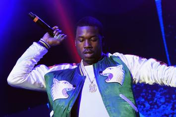"Meek Mill Makes Ed Sheeran An Honorary Dreamchaser With ""A Chain For Champions"""