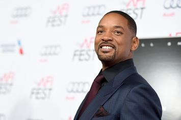 Will Smith To Willingly Jump Out Of A Helicopter For His 50th Birthday