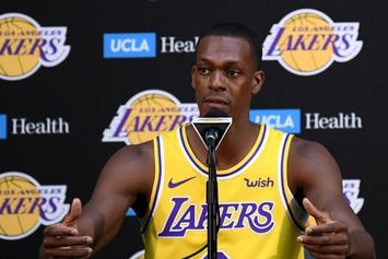 Lakers To Start Rajon Rondo At Beginning Of The Season