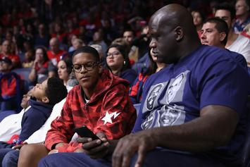 Shareef O'Neal To Undergo Heart Surgery, Will Miss Freshman Season