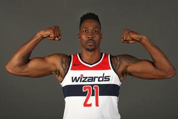 """Dwight Howard On Shaq's Trash-Talk: """"A Little Insecurity On His Part"""""""