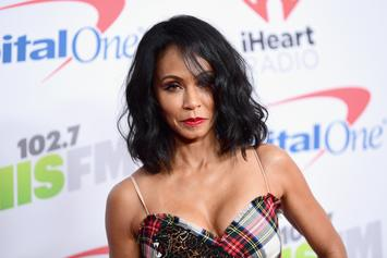 "Jada Pinkett Smith On Being Heartbroken: ""Unrealistic Expectations"""
