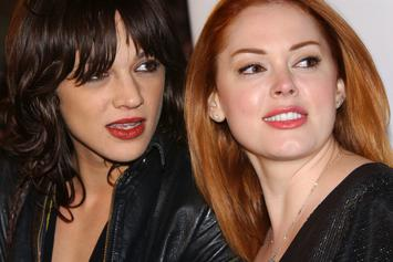 Asia Argento Gets Vengeful Tattoo Of Dagger Aimed At Frenemy Rose McGowan