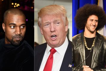"Kanye West Has ""Been Calling"" Colin Kaepernick For White House Meeting"