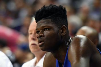 Joel Embiid, Mo Bamba Trade Jabs On Instagram After Preseason Showdown
