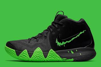 """Nike Kyrie 4 """"Halloween"""" Coming Soon: Official Images"""