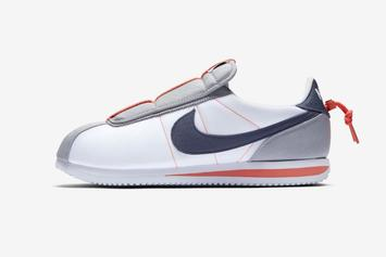 Kendrick Lamar x Nike Cortez Basic Slip Releasing This Week