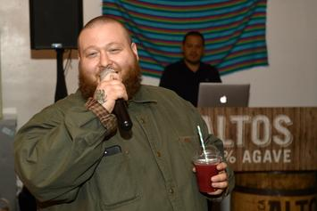 "Action Bronson Updates Fans On When ""White Bronco"" Is Dropping"