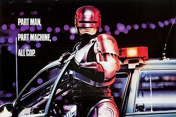 """""""RoboCop"""" Rare & X-Rated Version Now Streaming On Amazon Prime"""