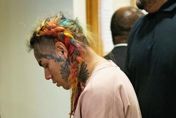 6ix9ine's Freedom At Risk With Sentencing Only Three Weeks Away