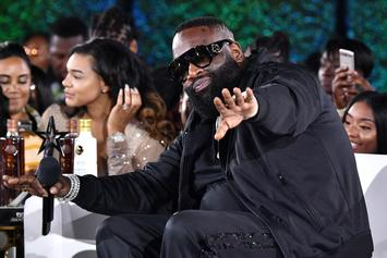 "Rick Ross Claims Victory In 50 Cent Lawsuit Over ""In Da Club"" Remix: Report"