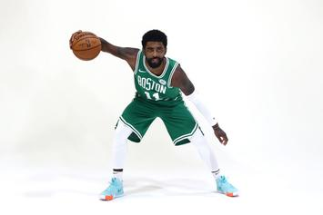 "Kyrie Irving On Boston Celtics: ""I Plan On Re-Signing Here Next Year"""