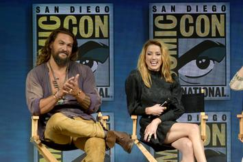 """""""Aquaman"""" 5-Minute Trailer Teases DC's Most Epic & Colorful Film Yet"""
