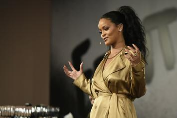 """Rihanna Urges Followers To Register To Vote On """"Extremely Crucial Day"""""""