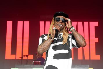 """Lil Wayne Performs """"Uproar"""" During Monday Night Football Halftime Show"""