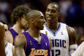 Kobe Bryant's Dunk On Dwight Howard Gets Immortalized In Tattoo Form