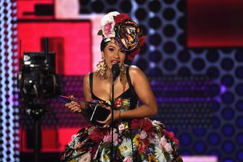 """Cardi B Pulled A Beyonce & Hired Her Own Beauty Team For """"W Magazine"""" Feature"""