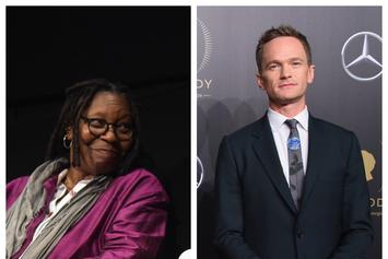 Neil Patrick Harris Opens Up About Whoopi Goldberg Promising Him Sex In The 80s