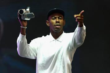 """Tyler, The Creator Shares 2-Disc Instrumental Version Of 2015's """"Cherry Bomb"""""""