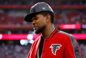 "Usher Gets Ripped To Pieces For ""A"" Album By Fans: Mid-Life Crisis & Other Jokes"