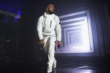 """Drake & Bad Bunny's """"MIA"""" Is First No. 1 Spanish Song On Apple Music US Top Songs"""