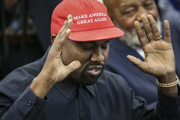 Mally Mall Says Kanye West Wants What's Best For America Following Trump Meeting